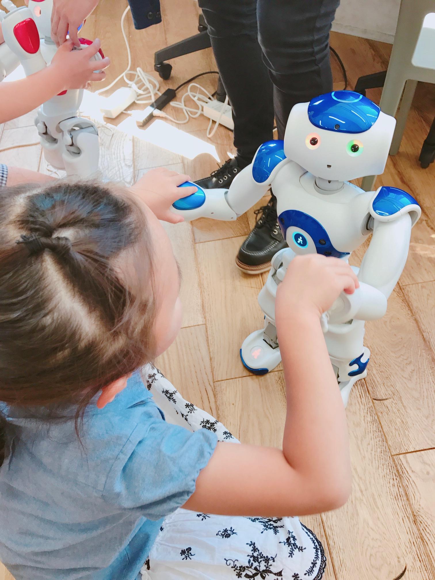 キャンプに新クラス「ロボットでデザイン思考を学ぼう」が登場!