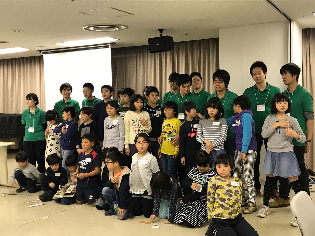 プログラミングキャンプ開催レポート!<br>≪3/18 池袋コミュニティ・カレッジ≫