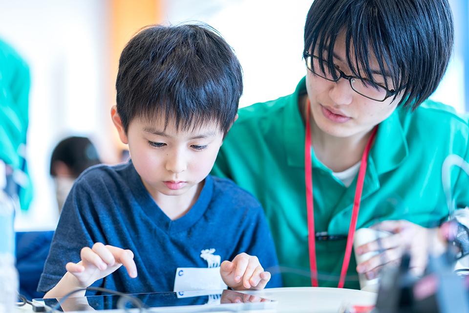12月7日(土)に横浜みなとみらいでプログラミング教室を開催!<br><参加費無料>